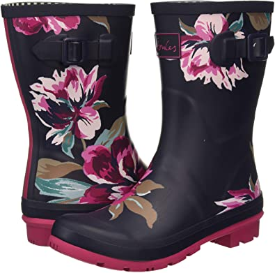Joules Molly Welly Rain Boot   40plusstyle.com