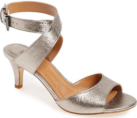 J. Reneé Soncino Ankle Strap Sandal   40plusstyle.com