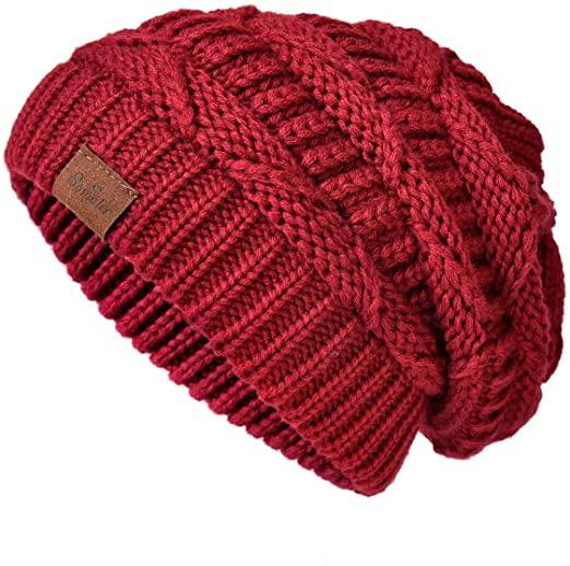 Somaler Knit Beanie | 40plusstyle.com