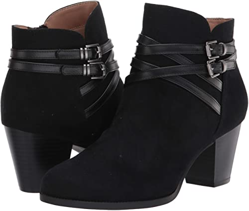 LifeStride Jezebel Ankle Boot | 40plusstyle.com