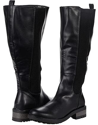 LifeStride Kent Wide Calf Boots   40plusstyle.com