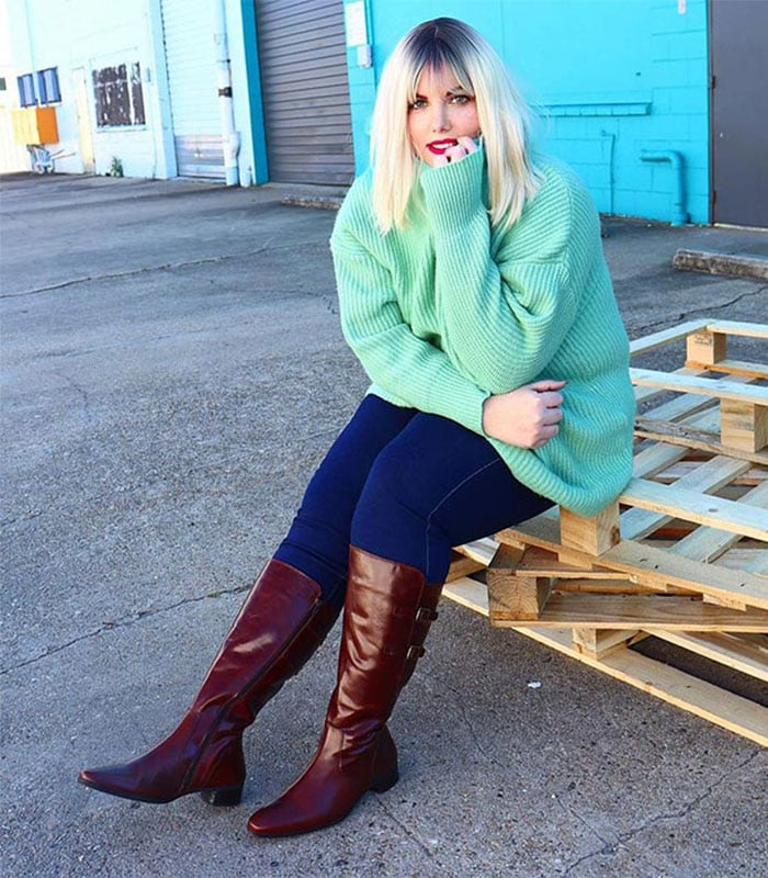 The Best Wide Calf Boots For Winter And Fall