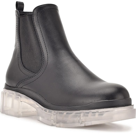 Nine West Abra Chelsea Boot   40plusstyle.com
