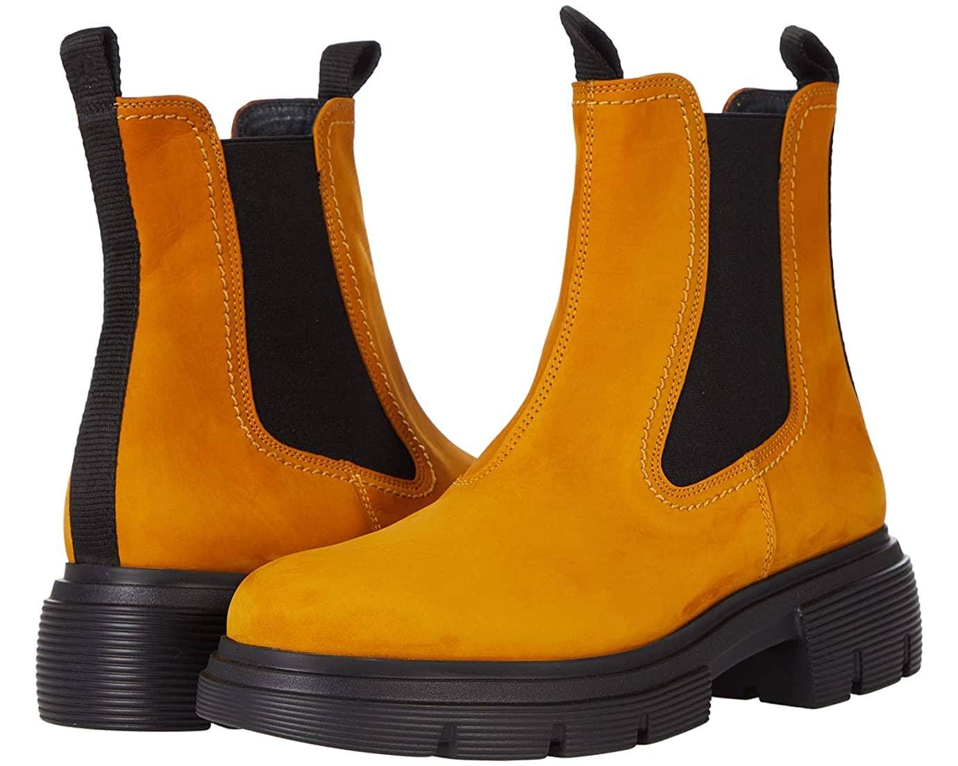 Paul Green Junior Lug Boot   40plusstyle.com