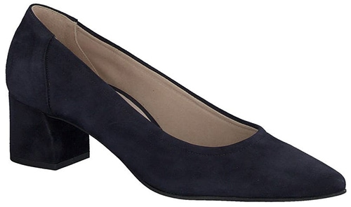 Shoes with arch support - Paul Green Tammy pump | 40plusstyle.com
