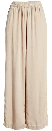 Caslon Elastic Waist Wide Leg Pants | 40plusstyle.com