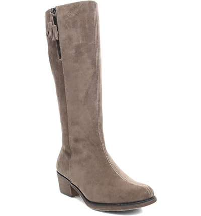 Propét Riding Boot with arch support   40plusstyle.com
