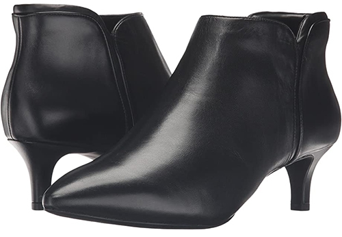 Rockport Total Motion Kalila Bootie   40plusstyle.com
