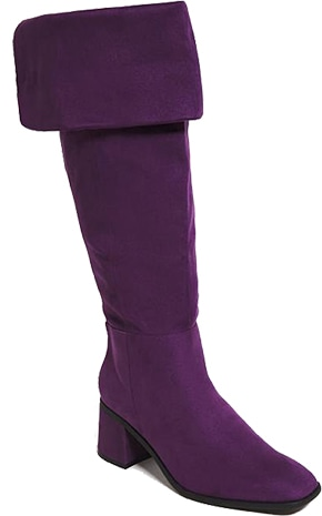 Simply Be Benthley High Leg Boots   40plusstyle.com