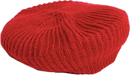 Free People Chateau Slouchy Knit Beret | 40plusstyle.com