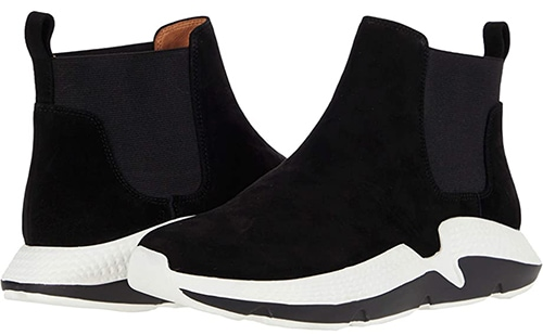 L'Amour Des Pieds Haddy Sneaker Boots | 40plusstyle.com