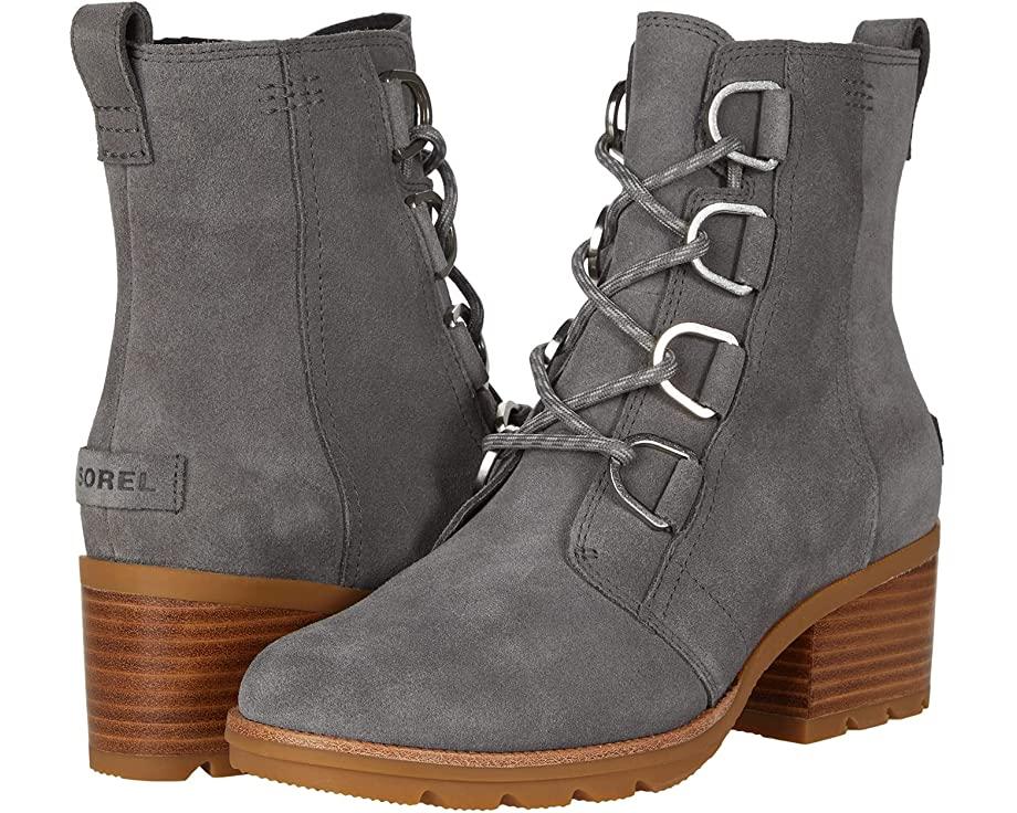 SOREL Cate Lace Boots   40plusstyle.com