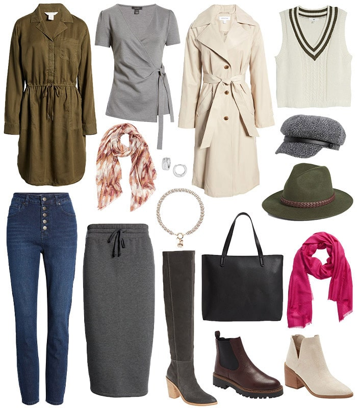 EVERYDAY OUTFITS TO STAY STYLISHLY COMFORTABLE ANY DAY OF THE WEEK | 40plusstyle.com