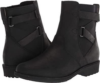 Teva Ellery Ankle Waterproof Boots | 40plusstyle.com