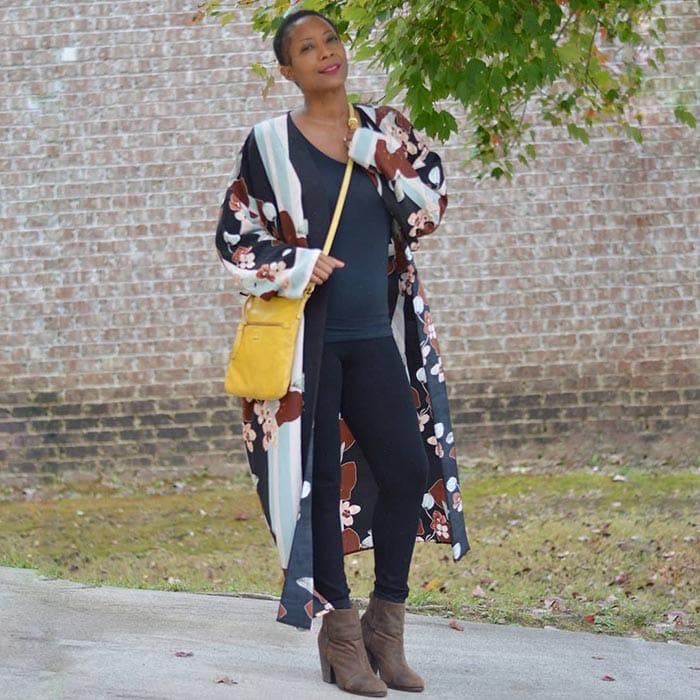 2021 winter essentials - leggings | 40plusstyle.com