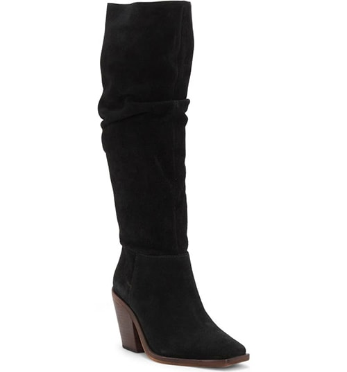 Vince Camuto Alimber Knee High Boot   40plusstyle.com