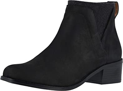 Vionic Hope Joslyn Ankle Boots   40plusstyle.com