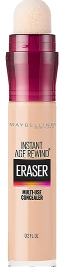 Maybelline Instant Age Rewind Eraser Dark Circles Treatment Concealer   40plusstyle.com