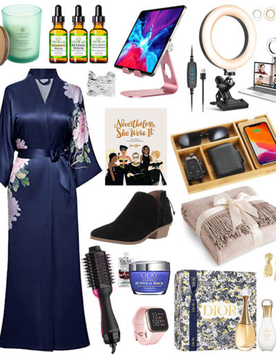 Holiday gift guide: The best gift ideas for women over 40 | 40plusstyle.com