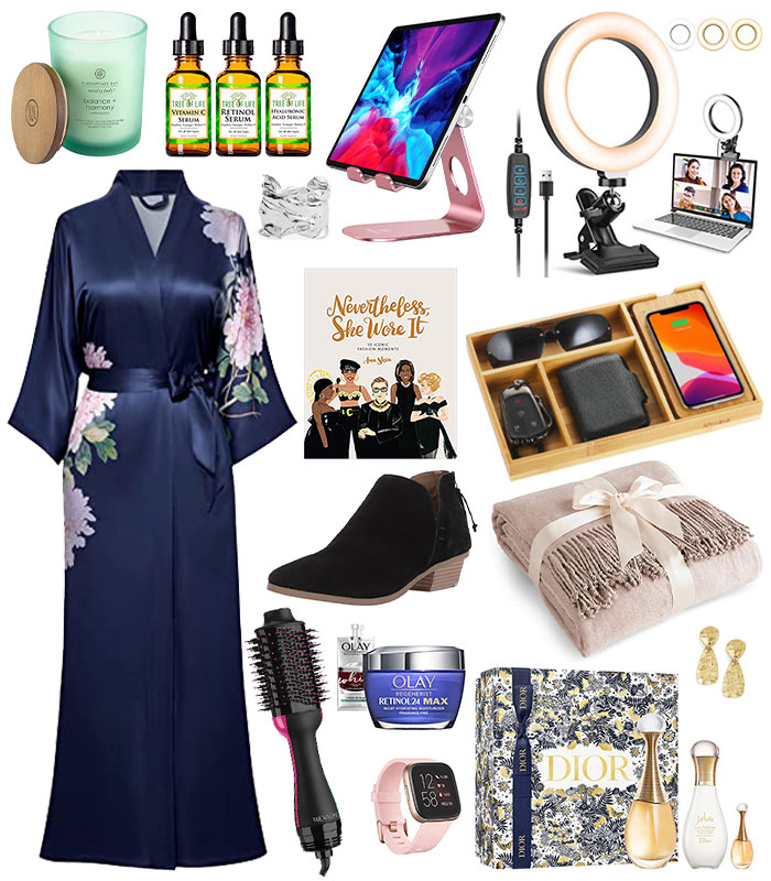 The best gift ideas for women over 40