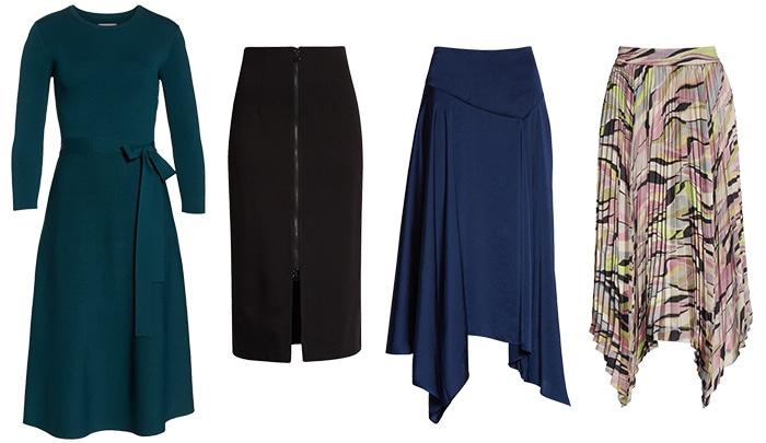Ausgehen Kleid und Röcke |  40plusstyle.com