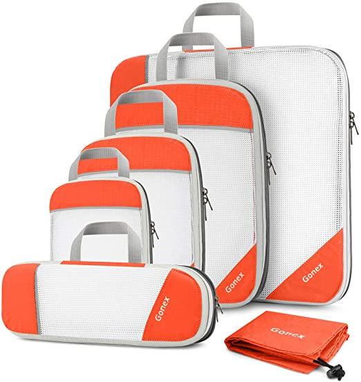 Gonex Extensible StoragePacking Cubes | 40plusstyle.com