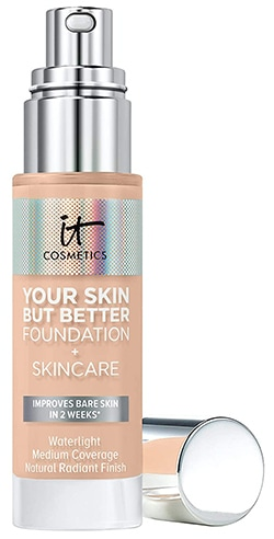 IT Cosmetics Your Skin But Better Foundation + Skincare   40plusstyle.com