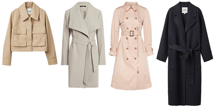 Best jackets and coats for the pear shape body | 40plusstyle.com