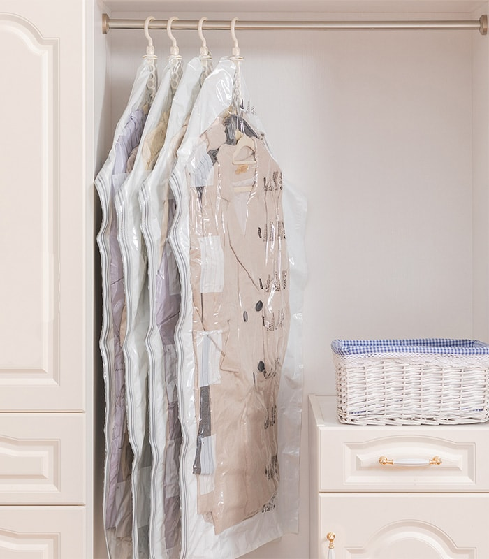 The best vacuum storage bags to store your clothes and save space
