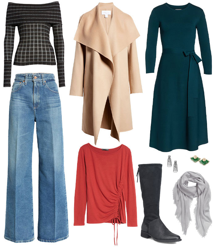 Winter going out outfits so stylish you won't mind the cold